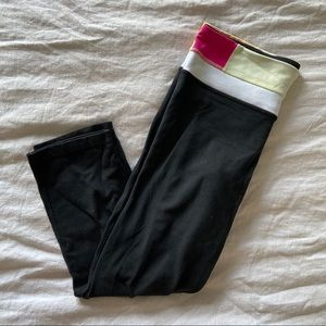 Lululemon Crop Workout Leggings